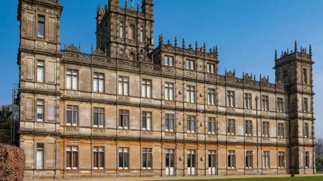 Dantherm Highclere castle web