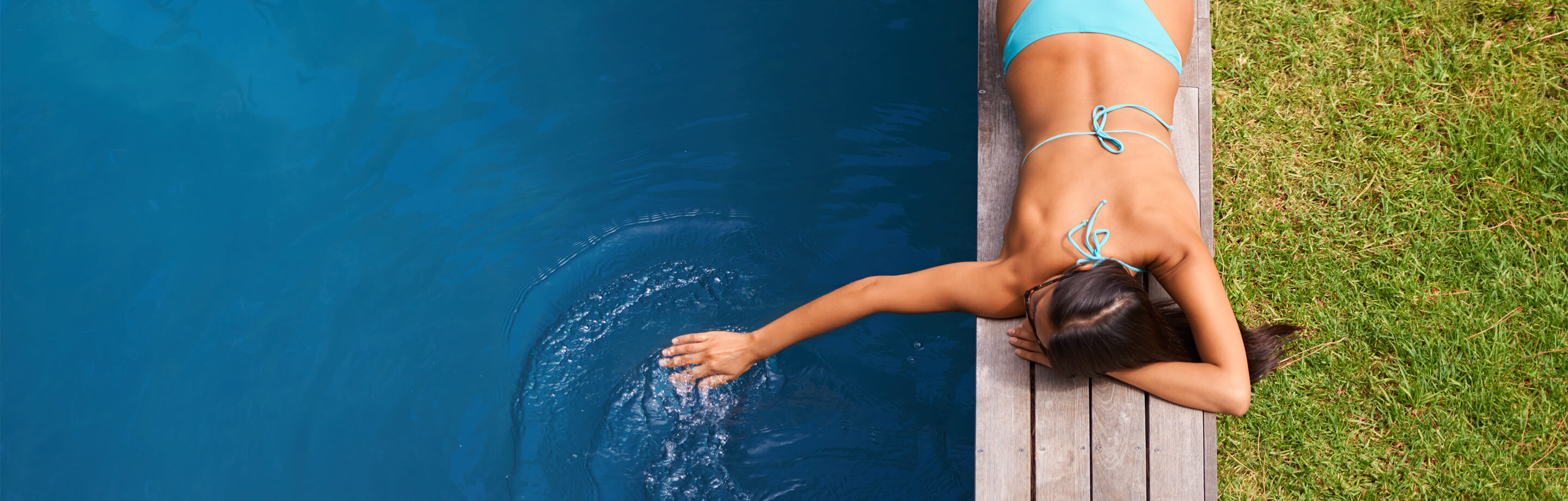 Home Page Main Image Calorex pool
