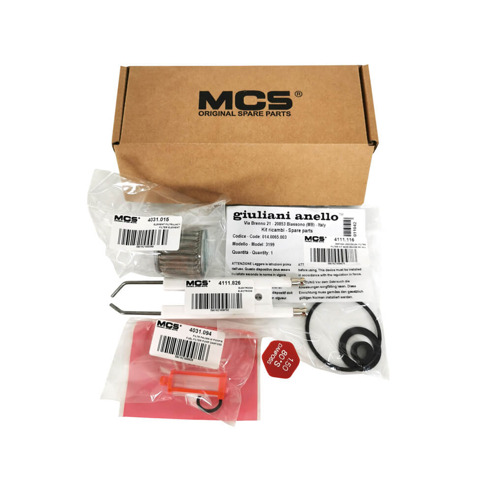 Master Consumables pack XL 9 SR 4519 018