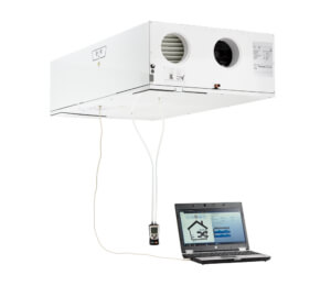 Dantherm HCC 2 with PC Tool HPT 1