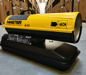 Master B 70 new design in warehouse